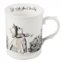 Grand mug - Alice in wonderland - Reine de cœur