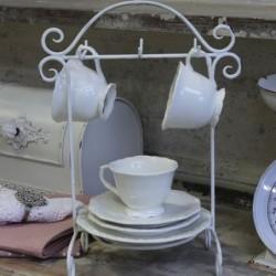 Mini porte tasse et assiette - Chic Antique