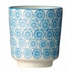 Mug Isabella - Bloomingville - Bleu