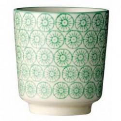 Mug Isabella - Bloomingville - Vert