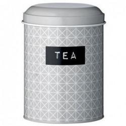 Boite à Thé Grise - Bloomingville - Tea