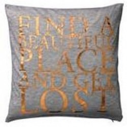 Coussin Cuivre - Bloomingville -Find a beautiful place
