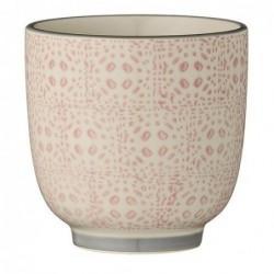 Latte cup Cecile - Bloomingville - rose