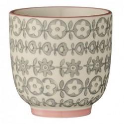 Latte cup Cecile - Bloomingville - Cecile Fleurs