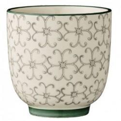 Latte cup Karine - Bloomingville - Grey