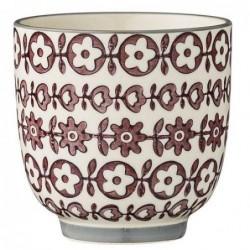 Latte cup Karine - Bloomingville - Purple