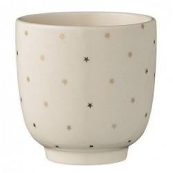 Latte cup Fanny Noel - Bloomingville - gold star