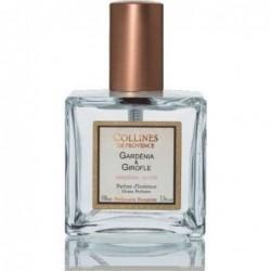 Parfum d'intérieur en spray - Gardénia & Girofle - Collines de Provence - 100ml