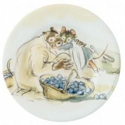 Assiette - Ernest et Célestine - Paniers de prunes