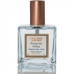 Parfum d'intérieur en spray - Passiflore & Pivoine - Collines de Provence - 100ml