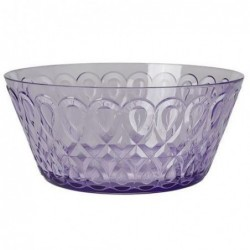 Saladier Acrylique Rice - Lavender