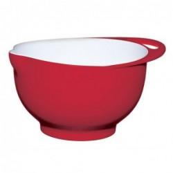 Bol mélangeur red - Colourworks - melamine - 21cm