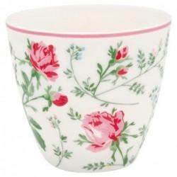 Latte cup - Greengate - Constance white