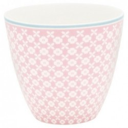 Latte cup - Greengate - Helle pale pink