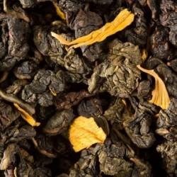 Thé Oolong - Caramel au beurre salé - 100g