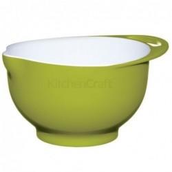Bol mélangeur green - Colourworks - melamine - 21cm