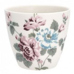 Latte cup - Greengate - Maude white