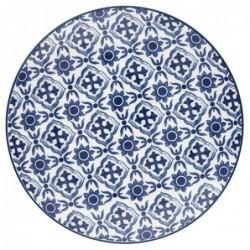 Assiette - Greengate - Hope blue