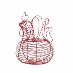 Panier à œufs - Comptoir de Famille - Poule rouge