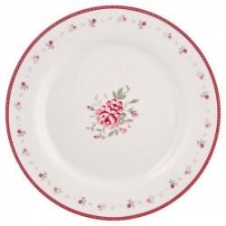 Assiette - Greengate - Flora vintage