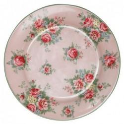 Assiette - Greengate - Aurelia pale pink