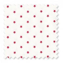 Tissu Greengate - Small Star White