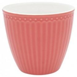 Latte cup - Greengate - Alice corail