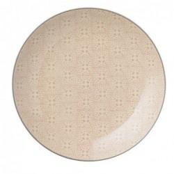 Assiette Cecile - Bloomingville - Rose - 20cm