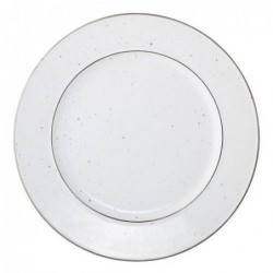 Assiette Emily  - Bloomingville - 25cm - white