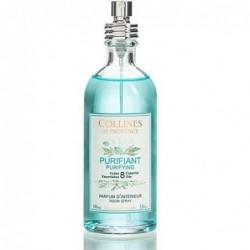 Parfum d'intérieur en spray - Purifiant - Collines de Provence - 100ml