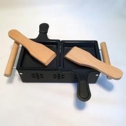 Mini set à raclette - Country Casa - Duo