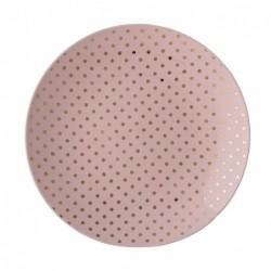 Assiette Henrietta - Bloomingville - Power gold dots - 20cm