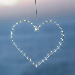 Coeur lumineux LED - Sirius - Liva 40L