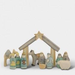 Boite figurine - East of India - Nativité - S