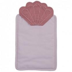 Couverture & oreiller pour poupée - Fabelab - Coquillage