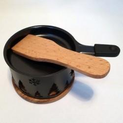 Mini set à raclette - Country Casa - Solo - Vache