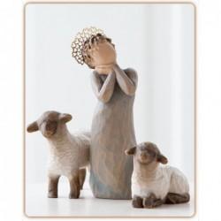Willow Tree - Little Shepherdess - Petite bergère