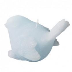 Petite Bougie Rice - Oiseau bleu