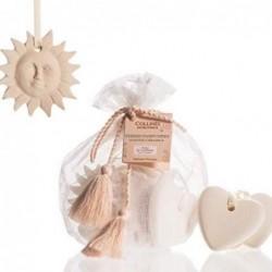 Sachet de Terres parfumées  - Poudre de riz - Collines de Provence