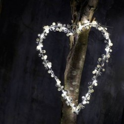 Coeur lumineux LED - Sirius - Juliet 30L