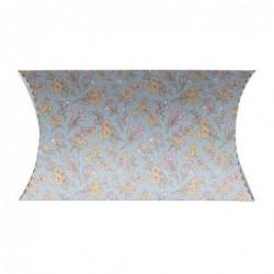Petite pochette cadeau - Grace Floral - Sass & Belle - Bleu
