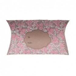 Petite pochette cadeau - Vintage Floral - Sass & Belle - Rose