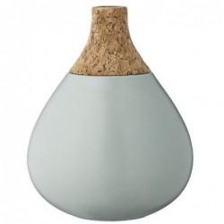 Grand Vase céramique - Bloomingville - Mint