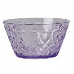 Bol acrylique - Rice - Lavender
