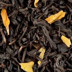 Thé noir parfumé - Dammann Frères - Vanille - 100g