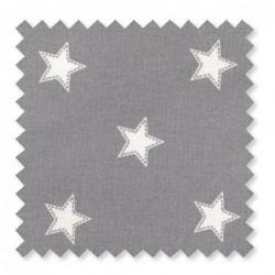 Tissu Greengate - Star warm grey