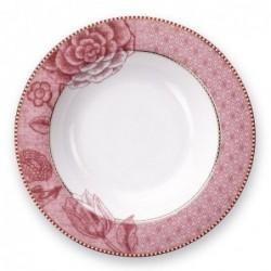 Pip Studio - Assiette creuse Spring to life - 22 cm - Rose