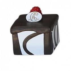 Pâtisserie décorative - Entremet chocolat - Chic Antique