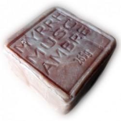 Cube de savon - Maître Savonitto - Myrrhe