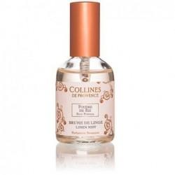 Brume de linge - Poudre de Riz - Collines de Provence - 50 ml